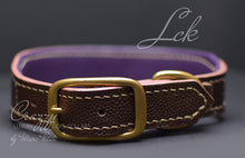 Load image into Gallery viewer, Handcrafted dog collar