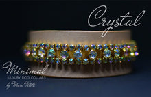 Load image into Gallery viewer, Bling Bling Crystal dog collar