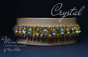 Bling Bling Crystal dog collar
