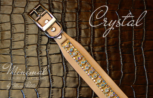 Luxury Crystal dog collar