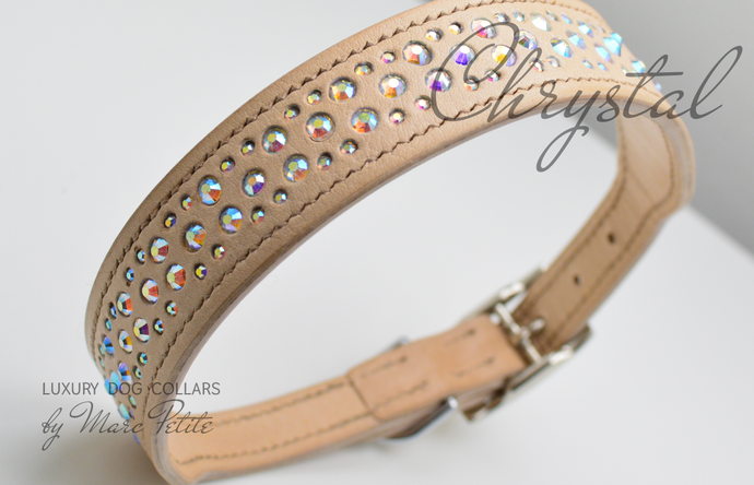 Chrystal Dog Collar