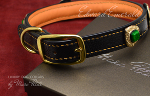 Dog collar for large breeds