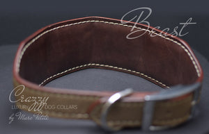 Handcrafted collar