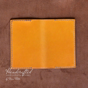 Full Grain Leather Cardholder