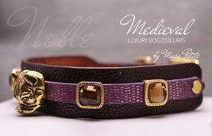 Georgeous dog collar
