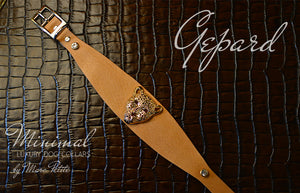 Whipet Leather collar