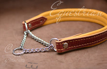 Charger l'image dans la galerie, Martingale leather collar