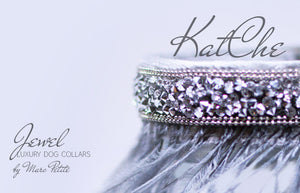 Haute Couture Dog Collar  - by Marc Petite