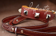 Load image into Gallery viewer, Elegant Luxury Dog Collar