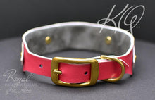 Load image into Gallery viewer, Rose Dog  HoundCollar