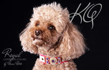 Load image into Gallery viewer, Poodle Dog Collar
