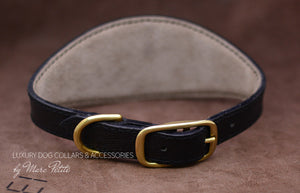 Handcrafted dog collar