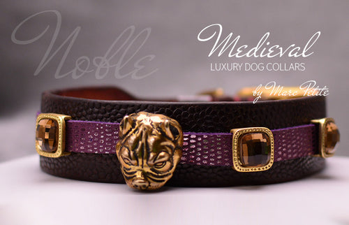 Game of thrones dog collar