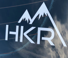 Load image into Gallery viewer, HKR Twin Peak Car Sticker