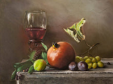 Load image into Gallery viewer, Nature Morte with Pomegranate