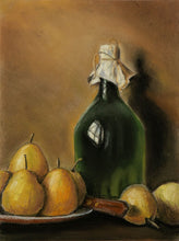 Load image into Gallery viewer, Pears and Bottle