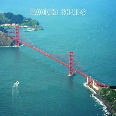 Wooden Shjips - West (Orange Vinyl - Limited)