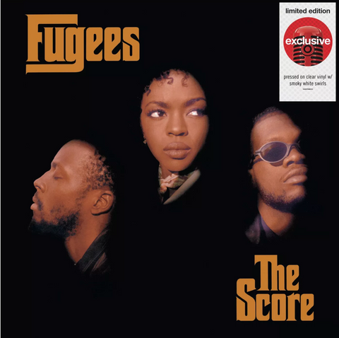 Fugees - The Score (Limited Edition Clear Vinyl w/ Smoky White Swirls)