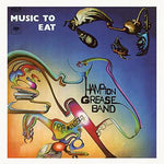 Hampton Grease Band - Music to Eat (2LP-SET) - (Peach Vinyl)