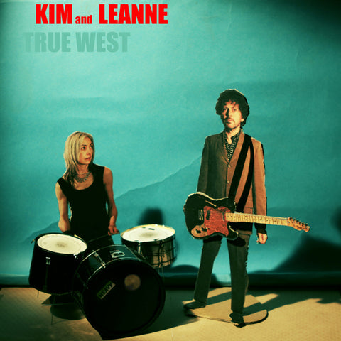 Kim Salmon & Leanne - True West