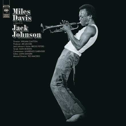 Miles Davis - A Tribute to Jack Johnson (Vinyl LP)