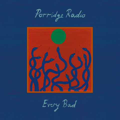 Porridge Radio - Every Bad (Deluxe 2LP Purple & Blue Vinyl) Pre-Order Dec 4, 2020