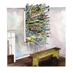 Eyedea & Abilities - By The Throat (10 Year Anniversary Edition ) Watercolor Swirl Vinyl