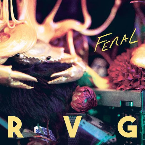 RVG -Feral (Yellow Vinyl) Limited