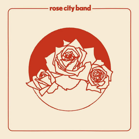 Rose City Band- Rose City Band (Black Vinyl)