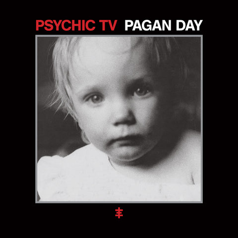 Psychic TV - Pagan Day (Red Vinyl)