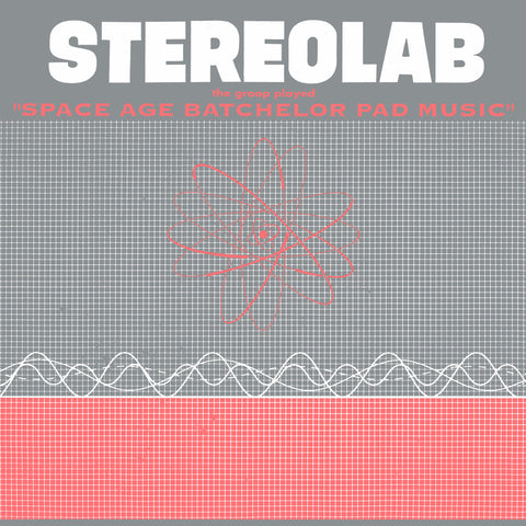 Stereolab - The Groop Played Space Age Batchelor Pad Music (Clear Vinyl)