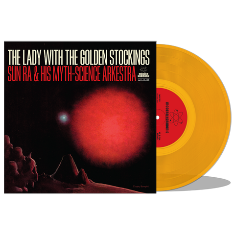 Sun Ra - The Lady With The Golden Stockings / Spontaneous Simplicity / Love In Outer Space (Gold Vinyl)
