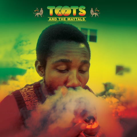 Toots & The Maytals - Pressure Drop - The Golden Tracks (Tri-Colored Vinyl Single)