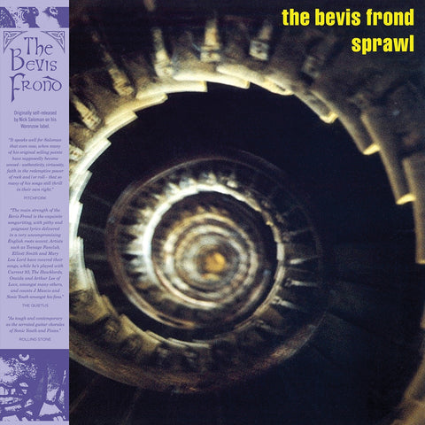 The Bevis Frond -Sprawl (2LP)
