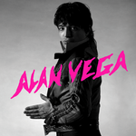 Alan Vega - Alan Vega (Solid White Marbled)