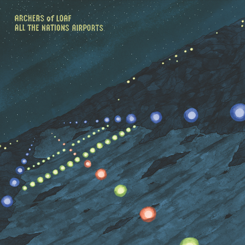 Archers Of Loaf - All The Nations Airports (Deluxe Edition Clear)