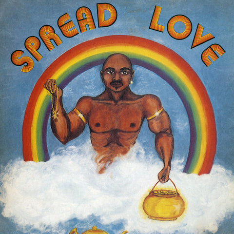 Michael Orr - Spread Love (Limited Obi W/Insert). 180gram