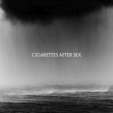 Cigarettes After Sex - Cry (Clear Vinyl)