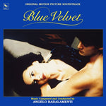 Blue Velvet - Original Motion Picture Soundtrack (Black/Blue Split) Angelo Badalementi