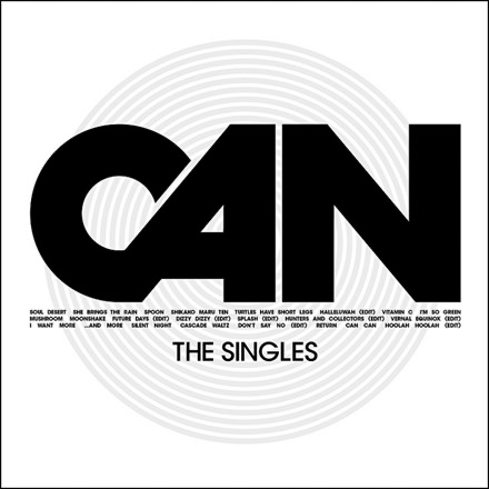 Can - The Singles (Vinyl 3LP)