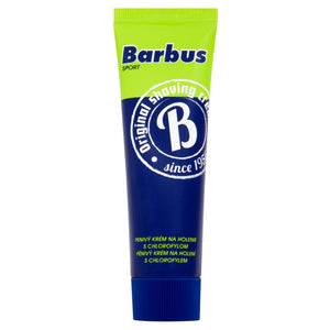 Barbus Sport shaving cream with chlorophyll     in stock (New)   Pack of 2  (Best seller)