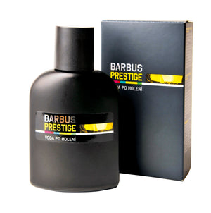 Barbus Prestige After Shave lotion.  in stock  Best Seller     (New)