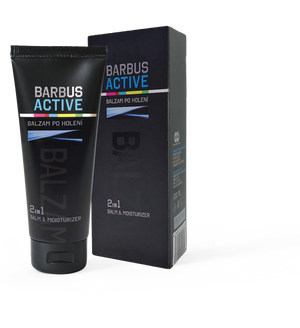 Barbus Active After Shave Balm    in stock   [New]
