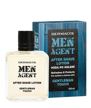 Dermacol Men agent after shave lotion gentleman touch     2   in stock  (New)