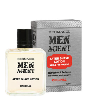 Dermacol Men Agent Original After Shave. 1 in stock  (New)