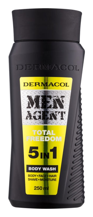 Dermacol Men Agent Total Freedom.    Sold out   (New)