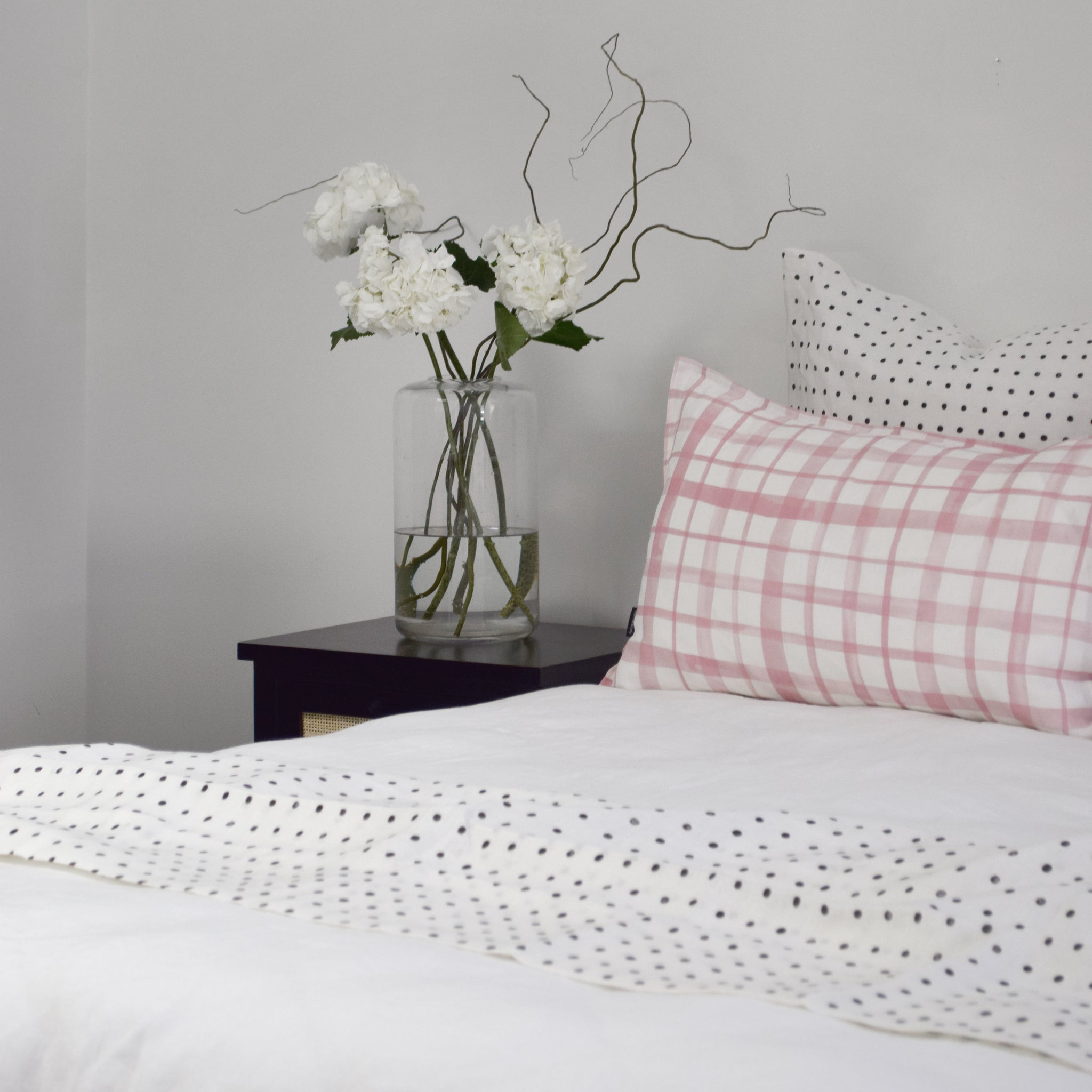 Peggy European Linen Pillowcase