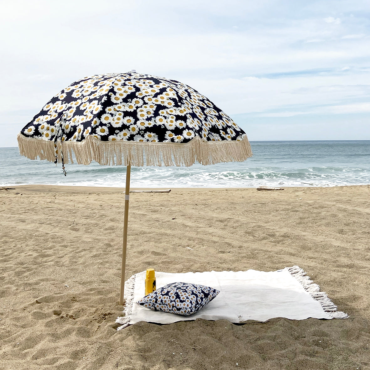 Daisy Beach Umbrella