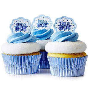 Cake Decorations Cupcakes Baby Shower