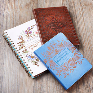 Christian Stationery Notebooks & Stickers